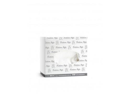 Паперові серветки косметичні 150 шт Fashion Style